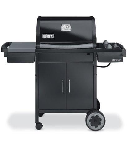 Barbecue a gas weber E-210 nero – 2 bruciatori | offerte prezzi sconti